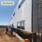 cheap and fast install steel structure warehouse