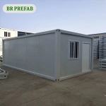 Eco-friendly Prefabricated flat pack- container house FS-1