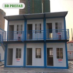 Factory portable ready made expandable container house